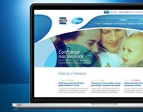 Teuto / Pfizer Website