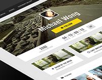 TVShow Time Web App - By Mizko Media