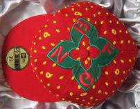 Strawberries & Cream New Era 59Fifty