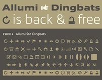 Allumi Dingbats (free)