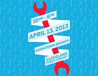 Cleveland Maker Faire Poster
