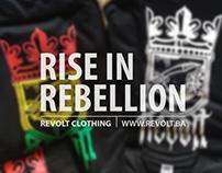 REVOLT Clothing / SUMMER 2013 pt.2