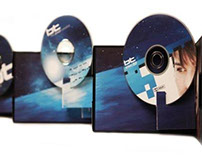 This Binary Universe - CD Collection Redesign