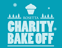Charity Bake Off Poster