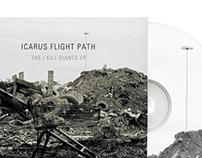 Icarus Flight Path Artwork