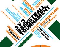 Basketball Tourney Flier