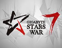 Gigabyte Stars War 7 Production