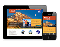 Klimb for Kenya Website