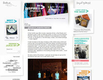 Blog Re-design & Collective Conversations - Blueboat