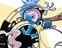 Comic Con Poster Series