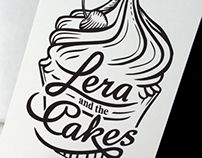Logo «Lera and the Cakes»