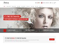 Thalassa Multipurpose PSD Theme