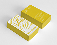 House of Shine Business Cards