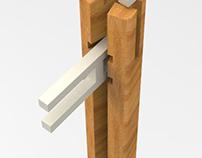 H-Bracket Shelf
