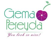 Gema Pereyda Photography Logo