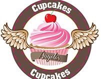 Cupcakes Angeles Logo