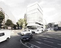 Google Headquarter Madrid. Competition