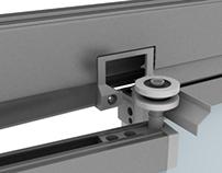 Balconfort / Aluminum Profiles