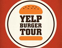 Yelp's Burgertour passport
