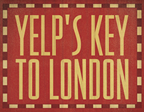 Yelp's Key To London