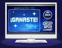 ADVERGAME DESIGN- TC Televisión
