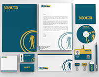 Sobek Travel Co. branding