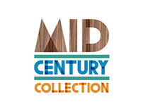Midcentury Collection Branding