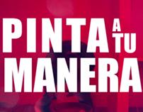 Pinta a Tu Manera / Berel