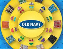 Old Navy Swim Storyboards