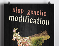 GENETIC MODIFICATION | POSTER