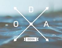 DOXA / Band Branding