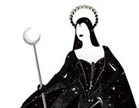 Costume Design for Il Flauto Magico by Mozart