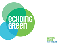 Echoing Green Brand Manual