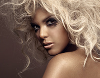 Hair Beauty (retouched)