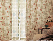 Home Textiles Pattern Design