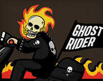 Ghost Rider !