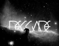 Deccade - Typography experiment