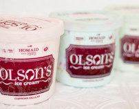 Olsons Ice Cream