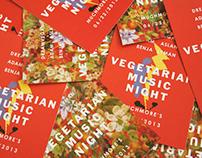 Vegetarian Music Night