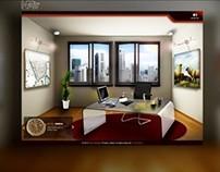 Niar interactive  Website