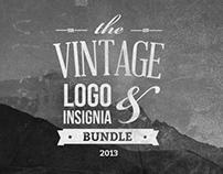 The Vintage Logo & Insignia Bundle