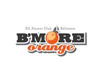 B'more Orange Materials