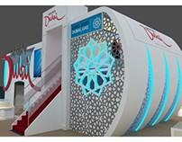 Dubai Tourism Exhibition Concepts