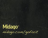 Ad for Midago