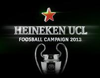 Heineken - EA UCL Foosball Tournament