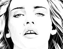 Lara İllustration