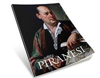 Piranesi - Catalogo d'arte [editorial design]