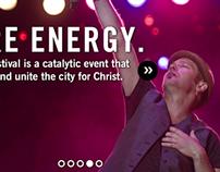 Sacramento Festival Website