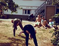 Harbor Party in Kerteminde, DK