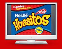 ADVERGAME DESIGN - Huesitos